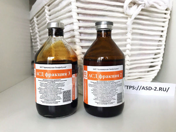 Лечение рака по методу тищенко асд 2